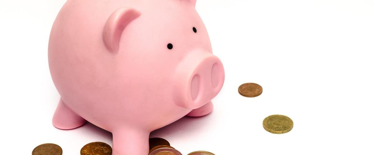 piggy bank for budgeting